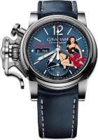 Graham Chronofighter Vintage Nose Art Ltd 2CVAS.U11A