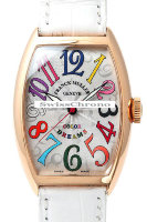 Franck Muller Mens Medium Cintree Curvex 7851 SC COL DRM-4
