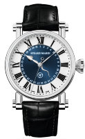 Speake-Marin J-Class Serpent Calendar 38 mm Steel Blue PIC.10001-04