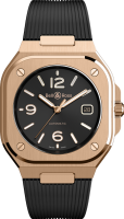 Bell & Ross Instruments BR 05 Gold BR05A-BL-PG/SRB