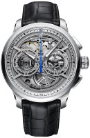 Maurice Lacroix Masterpiece Chronograph Skeleton MP6028-SS001-001-1