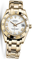 Rolex Pearlmaster 34 Oyster Perpetual m81318-0013