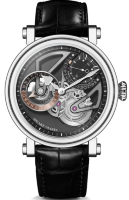 Speake-Marin One & Two Openworked Dual Time Titanium 42 mm 414209250