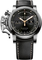 Graham Chronofighter Vintage Pulsometer Ltd 2CVCS.B20A