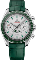 Omega Speedmaster Co-Axial Chronometer Moonphase Chronograph 304.93.44.52.99.003