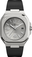 Bell & Ross Instruments BR 05 Grey Steel BR05A-GR-ST/SRB