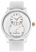 Jaquet Droz Grande Seconde White Ceramic Clous De Paris J003036540