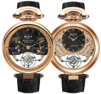 Bovet Amadeo Fleurier Grand Complications Rising Star AIRS031