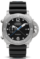Officine Panerai Luminor Submersible 1950 3 Days Chrono Flyback Automatic Titanio PAM00614