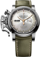 Graham Chronofighter Vintage Pulsometer Ltd 2CVCS.S01A