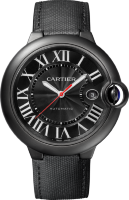 Ballon Bleu De Cartier Carbon Watch WSBB0015