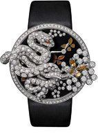 Cartier Creative Jeweled Watches Bestiaire Watches Les Indomptables de Cartier Bracelet Watch And Brooch HPI00609