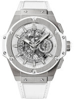 Hublot King Power Unico Titanium White 48 701.NE.0127.GR