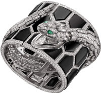 Bvlgari Serpenti Misteriosi Secret Watch 102985 SPW40D2WGWGD2.ONY