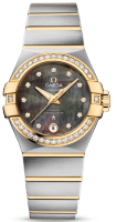 Constellation Omega Co-axial 27 Mm Tahiti 123.25.27.20.57.007