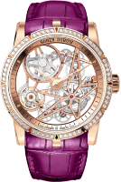Roger Dubuis Excalibur Automatic Skeleton Golden RDDBEX0699