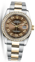 Rolex Oyster Perpetual Datejust 36 m116243-0076