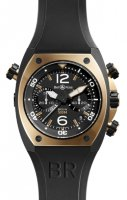 Bell & Ross Marine Chronographe BR 02-94 Rose Gold & Carbon