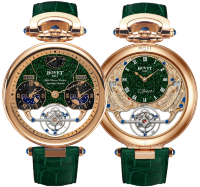 Bovet Amadeo Fleurier Grand Complications Rising Star AIRS029