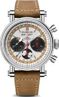 Speake-Marin Vintage London Chronograph Triple Date Beige Dial 514208050