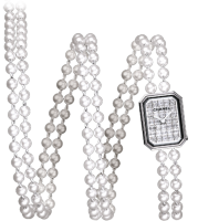 Chanel Premiere Mini Pearls Triple Row H2032