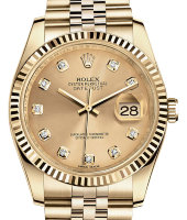 Rolex Oyster Datejust 36 m116238-0061