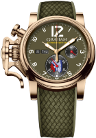 Graham Chronofighter Vintage Overlord  Anniversary Ltd 75 pcs	2CVAK.G05A.K137T
