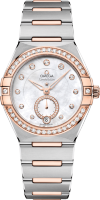 Omega Constellation Co-axial Master Chronometer Small Seconds 34 mm 131.25.34.20.55.001