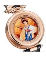 Bovet The Art Amadeo Fleurier Tourbillon Shanghai Lady