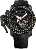 Graham Chronofighter Superlight Carbon Skeleton	2CCBK.B25B.K92K