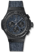 Hublot Big Bang Jeans Ceramic Black Diamonds 44 341.CX.2740.NR.JEANS16