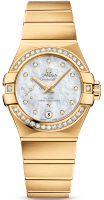 Omega Constellation Co-Axial Master Chronometer Small Seconds 27 mm 127.55.27.20.55.002