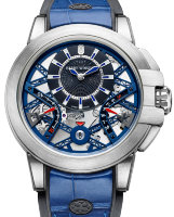Harry Winston Project Z10 OCEABI42ZZ001