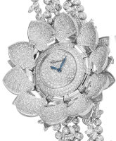 Chopard L'heure du Diamant Lotus Blanc Watch 104420-9001