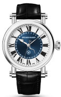 Speake-Marin J-Class Serpent Calendar 42 mm Titanium Blue PIC.10006-04