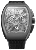 Franck Muller Mens Collection Vanguard Camouflage V 45 CC DT CAMOU Grey