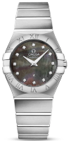 Omega Constellation Quartz 27 mm 123.10.27.60.57.003