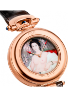 Bovet The Art Amadeo Fleurier Tourbillon Geisha