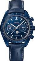 Speedmaster Moonwatch Omega Co-axial Master Chronometer Moonphase Chronograph 44.25 mm 304.93.44.52.03.001