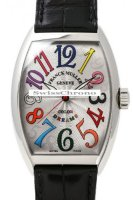 Franck Muller Mens Medium Cintree Curvex 7851 SC COL DRM-10