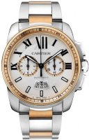 Cartier Calibre de Cartier Chronograph Watch W7100042