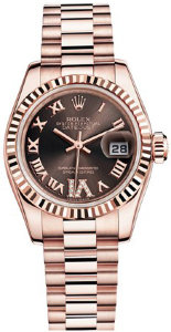 Rolex Oyster Perpetual Datejust m179175f-0034
