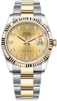 Rolex Datejust 36 Oyster m126233-0018