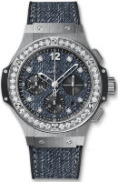 Hublot Big Bang Jeans Steel Diamonds 44 341.SX.2770.NR.JEANS16