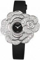 Chanel Jewelry Watch Camelia J11777