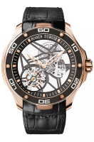 Roger Dubuis Pulsion Skeleton Flying Tourbillon in Pink Gold RDDBPU0001