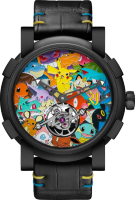Romain Jerome Collaborations Tourbillon Pokemon RJ.M.TO.PK.032.01