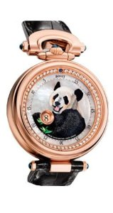 Bovet The Art Amadeo Fleurier Tourbillon Panda