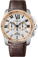Cartier Calibre de Cartier Chronograph Watch W7100043