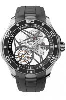 Roger Dubuis Pulsion Skeleton Flying Tourbillon in Titanium RDDBPU0002